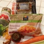 KAngaroo stew ingredients