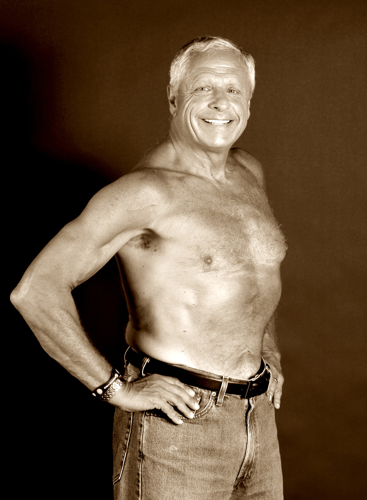 2012 Nourishing Wellness Man of the Year Bob Pindroh