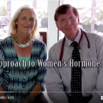 Jeanne and Dr. Allen Peters talk about women's health